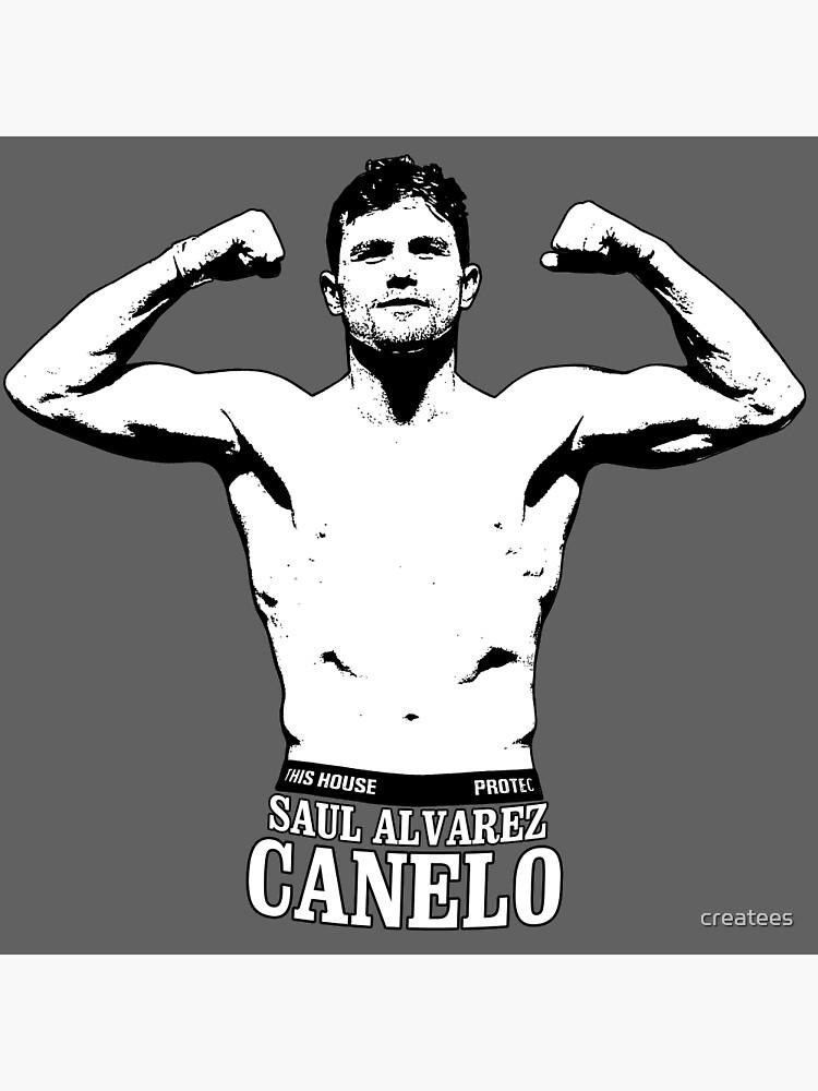 Saul Canelo Alvarez von createes