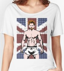 THE PRINCE HARRY (2016) COLLECTION BY MIKESBLISS Women's Relaxed Fit T-Shirt