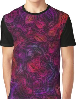 Magenta And Friends Graphic T-Shirt