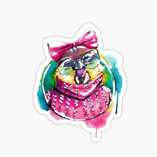 Cutie sparrow Sticker