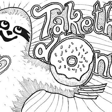 Take The Donut by alberyjones