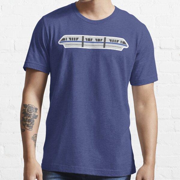 MONORAIL - BLUE Essential T-Shirt