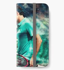 Roger Federer iPhone Wallet/Case/Skin