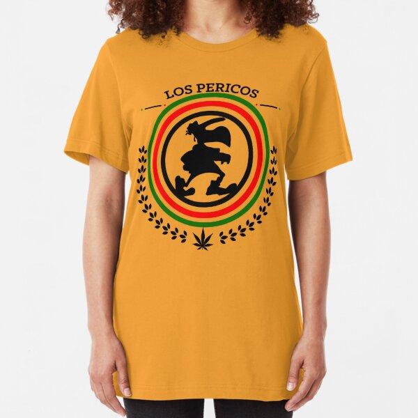 Los Pericos Shirt Slim Fit T-Shirt