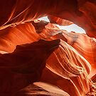 Antelope Canyon, Howling Wolf by MartinWilliams