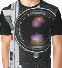 Leica M6 Graphic T-Shirt