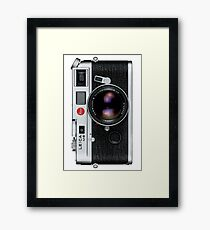 Leica M6 Framed Print