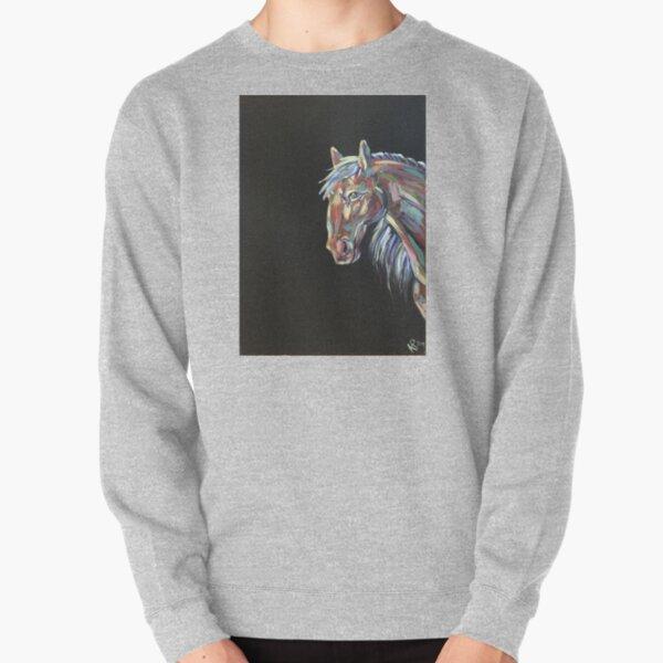 Horse Pullover Sweatshirt