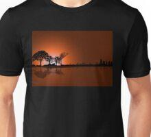 Moonrise Guitar  Unisex T-Shirt