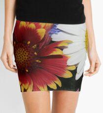 Lovely Flowers Mini Skirt