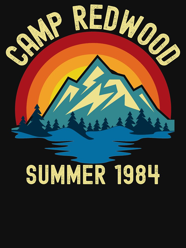 Camp Redwood by ds-4