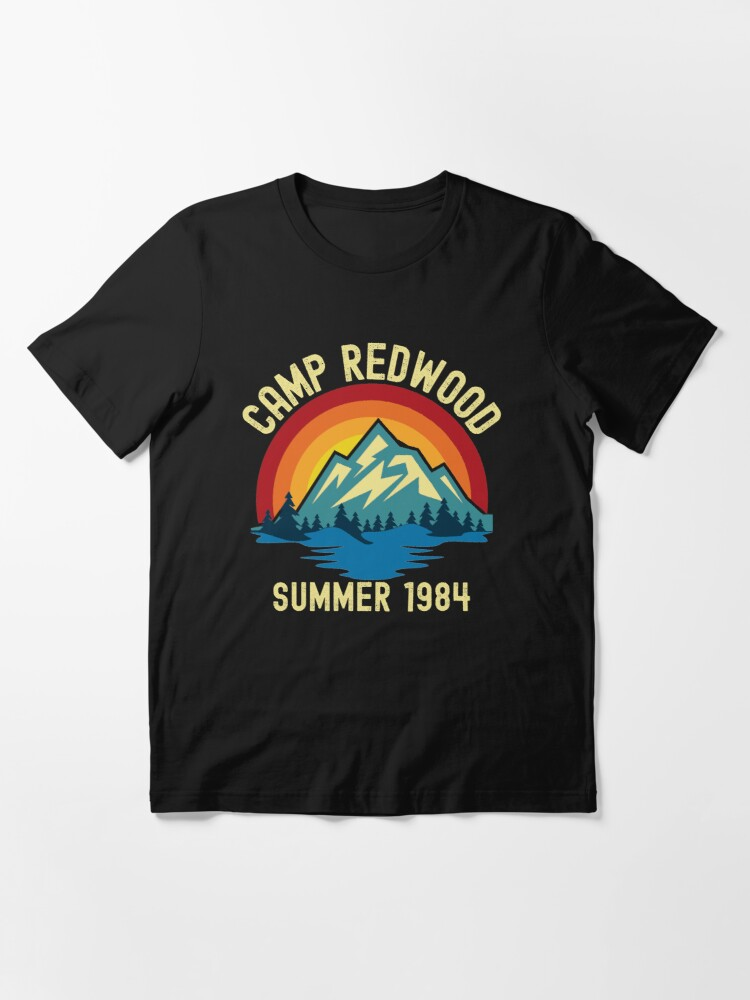 Alternate view of Camp Redwood Essential T-Shirt