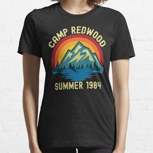 Camp Redwood Essential T-Shirt