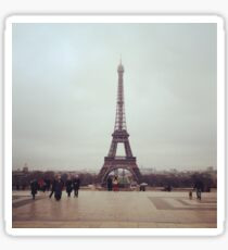 Beyond The Eiffel Tower Sticker