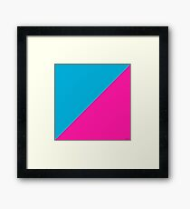 - foundation - Framed Print