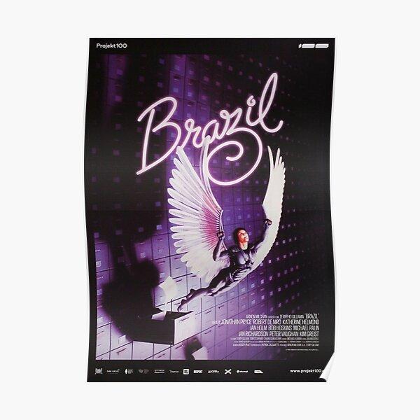 Brazil Poster Poster