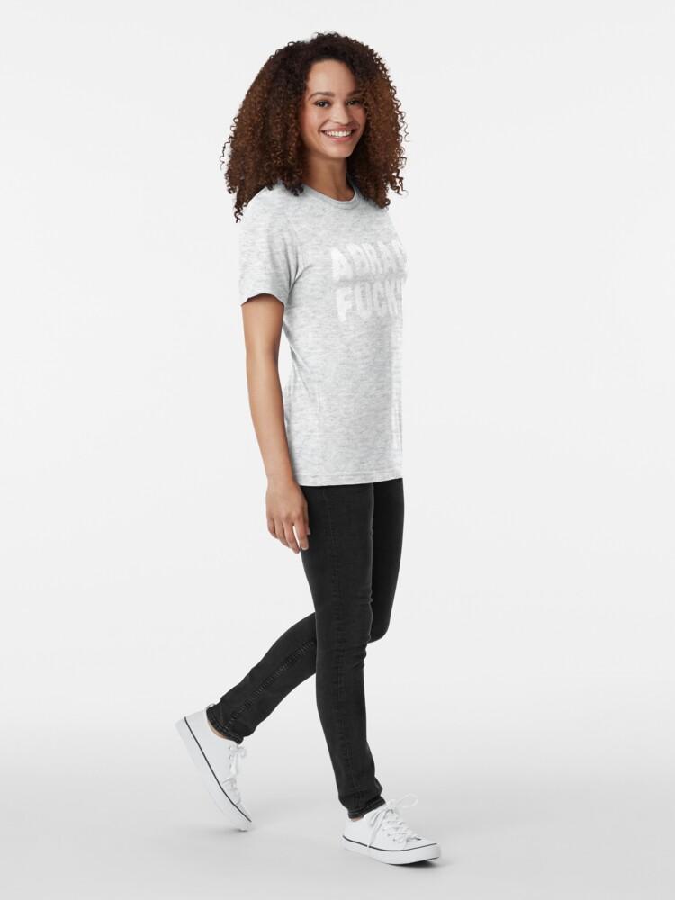 Alternative Ansicht von Abraca Fuck'Ya Vintage T-Shirt