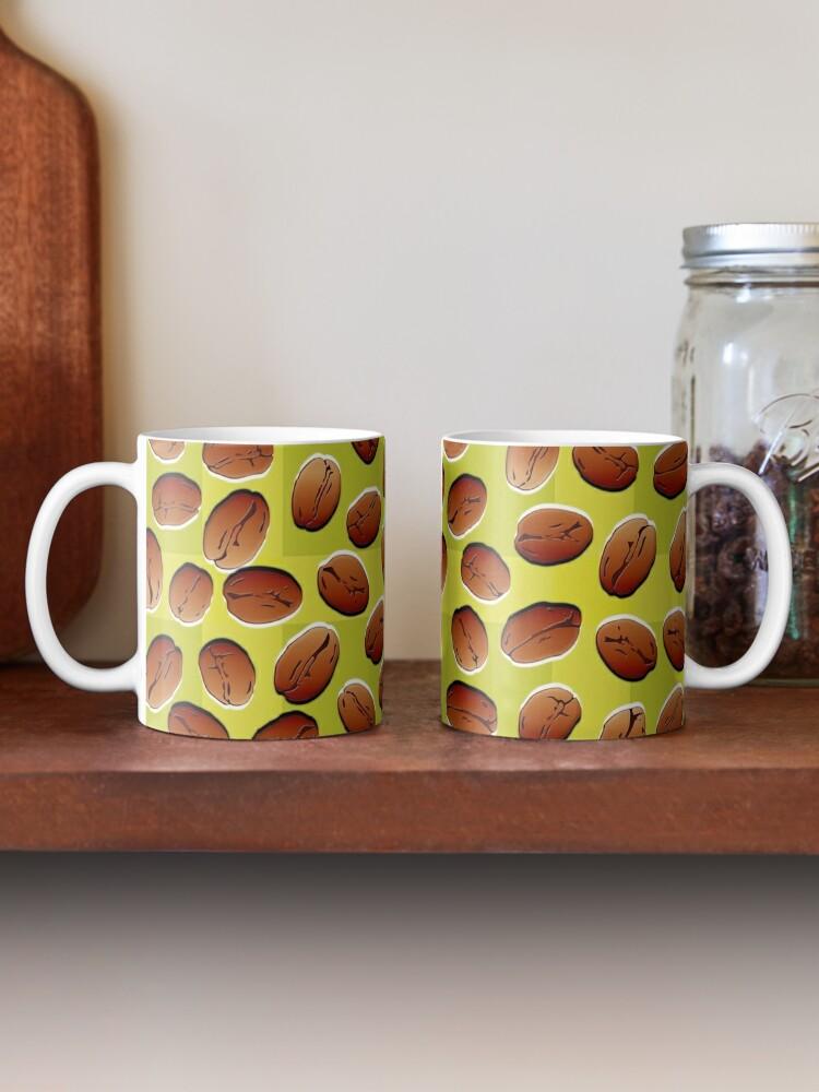 Alternate view of Caffeine Overdose Mug