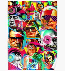 POP ICONS Poster