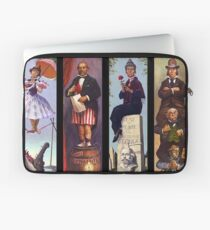 Haunted mansion all Characthers Laptop Sleeve