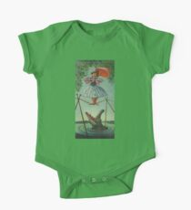 Haunted mansion One Piece - Short Sleeve