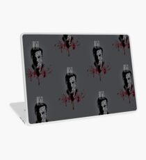 Moriarty Was Real (w/ text) Laptop Skin