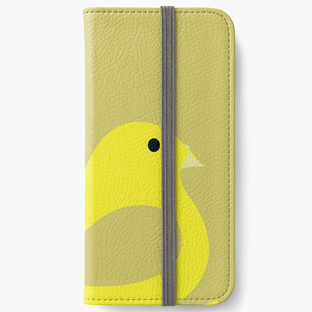 Budgie Love iPhone Wallet