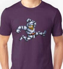 Armed Pixel Hero Unisex T-Shirt