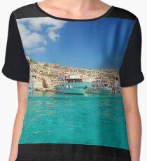 Malta Chiffon Top