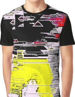 Data Dump Graphic T-Shirt