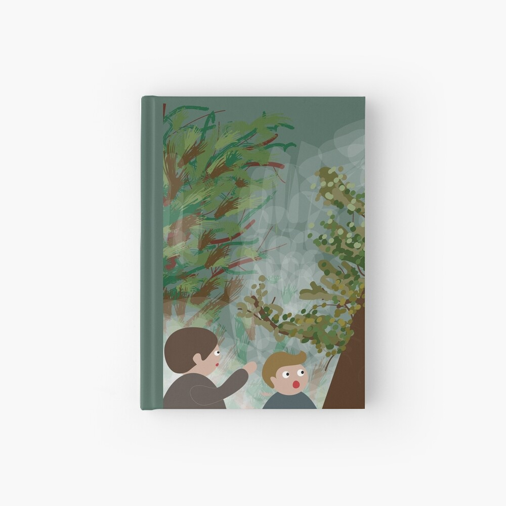 Keep Moving Hardcover Journal