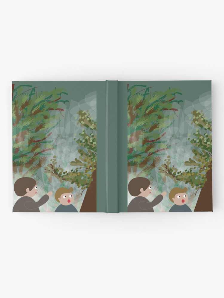 Alternate view of Keep Moving Hardcover Journal