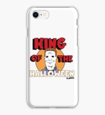 King of the Halloween iPhone Case/Skin