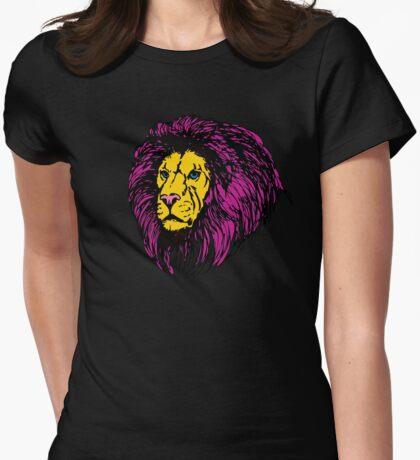 Lion Modern Pop Colors T-Shirt