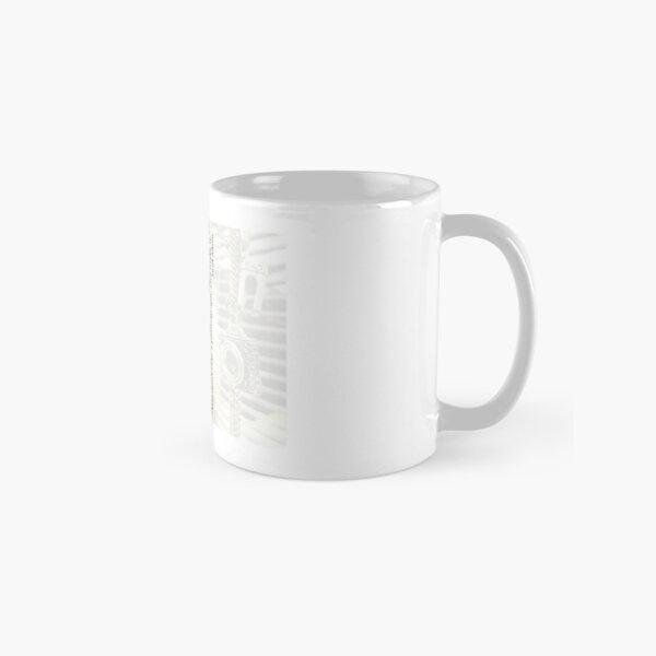 """You Don't Take a Photograph Classic Mug"
