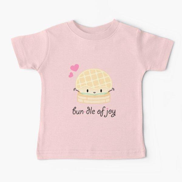 Bundle of Joy - Pineapple Bun Baby T-Shirt