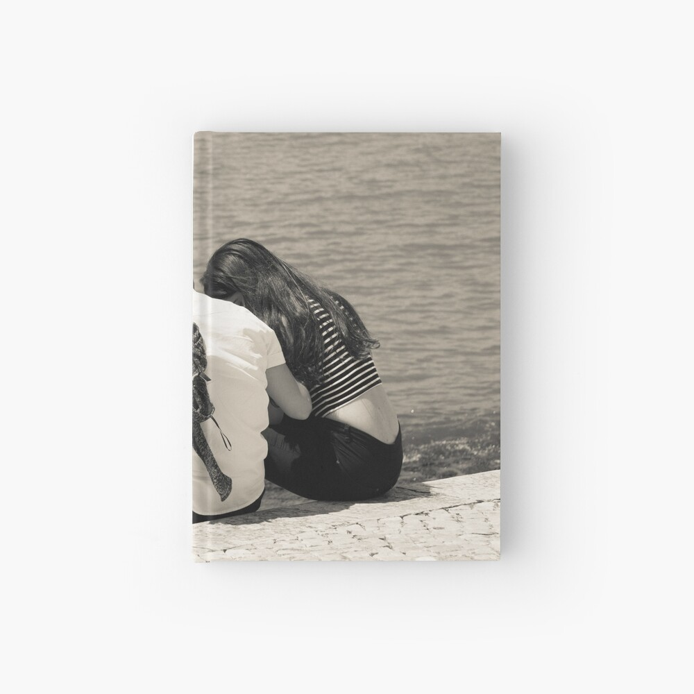 A Moment of Intimacy Hardcover Journal
