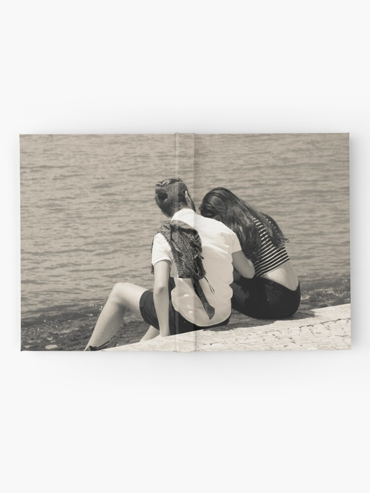 Alternate view of A Moment of Intimacy Hardcover Journal