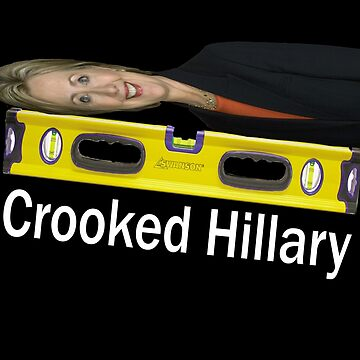 Crooked Hillary by NoodleMoose