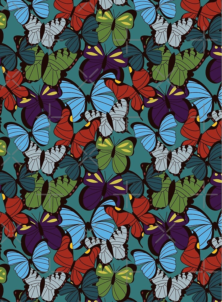Butterflies 03 by SVaeth