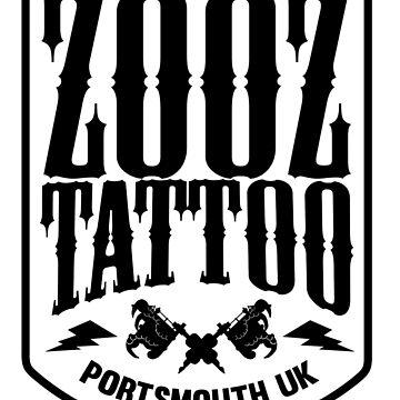 Zooz Tattoo by rookandknight