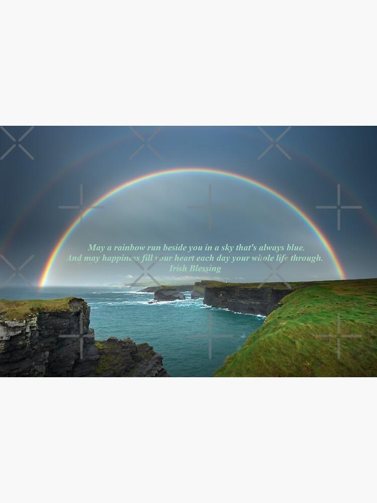 May A Rainbow Run Beside You by bogitini