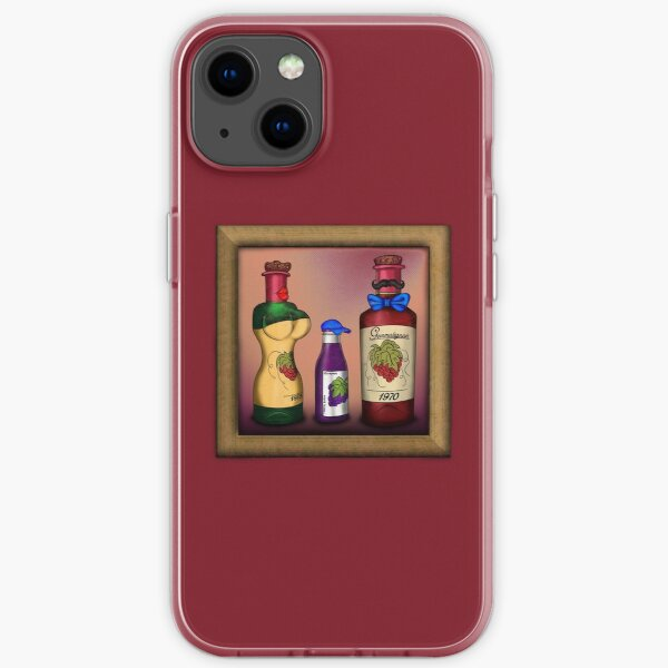 The Vineyards family iPhone Soft Case
