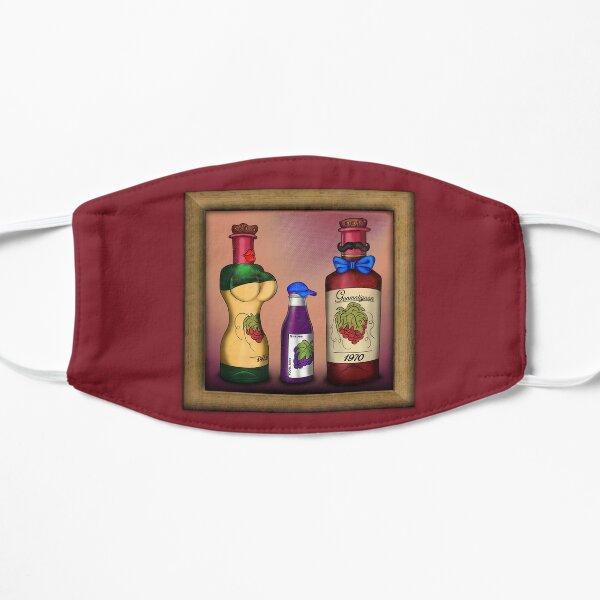 The Vineyards family Flat Mask