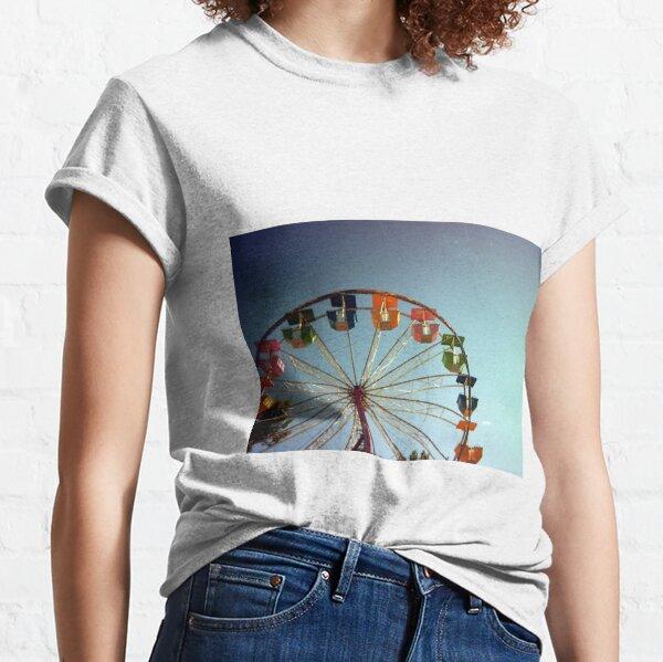 35mm Film Ferris Wheel  Classic T-Shirt