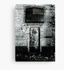 urban decay Canvas Print