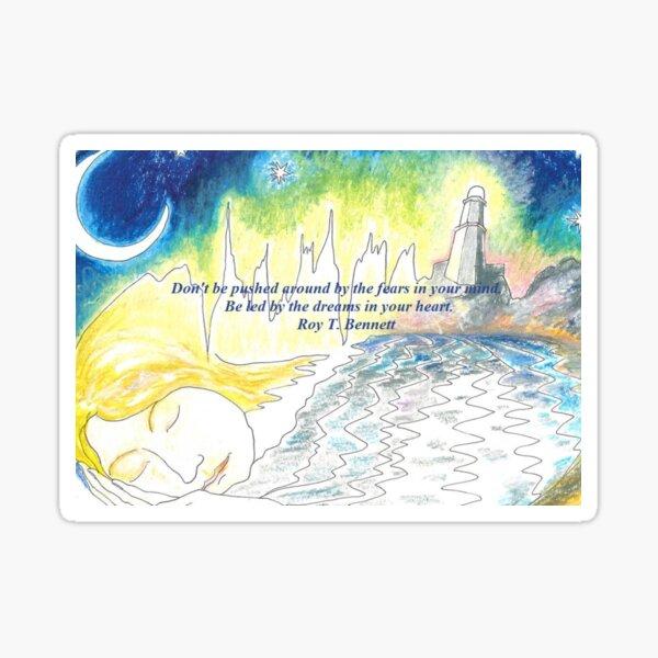 Dreams 1 Sticker