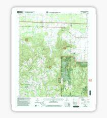 USGS TOPO Map Alabama AL Newburg 304677 2000 24000 Sticker
