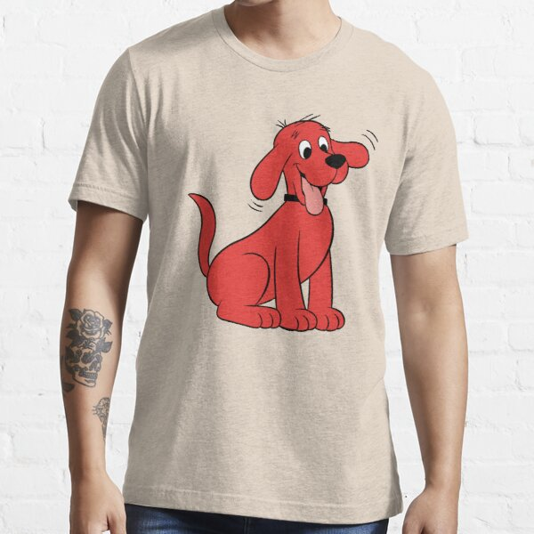 Clifford the big red dog Essential T-Shirt