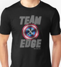STRAIGHT EDGE XXX CIVIL WAR TEAM EDGE Unisex T-Shirt